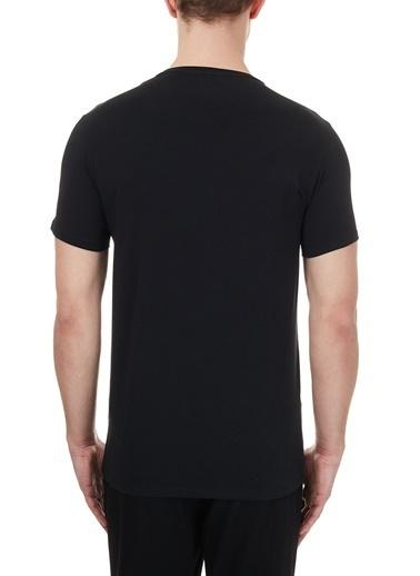 Lacoste Erkek  Tişört TH0998.031 Siyah